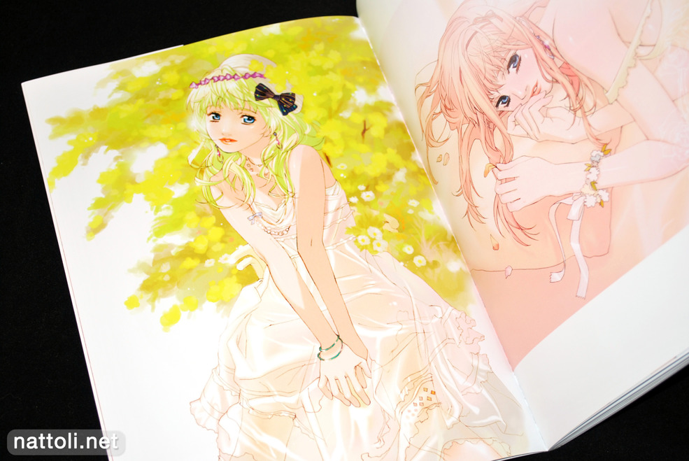 Macross F Visual Collection Sheryl Nome FINAL - 22  Photo
