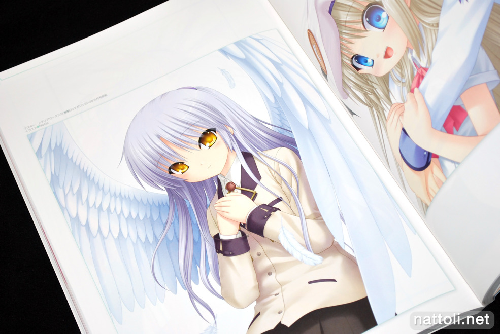 Angel Beats! Official Guide Book - 21  Photo
