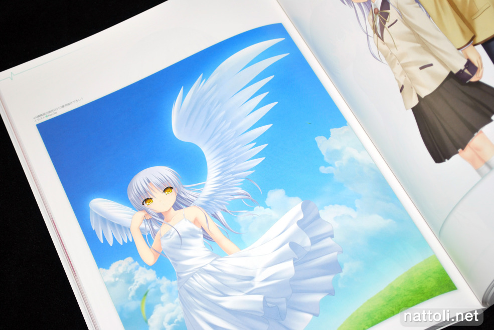 Angel Beats! Official Guide Book - 25  Photo