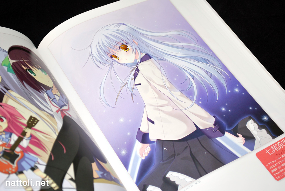 Angel Beats! Official Guide Book - 28  Photo