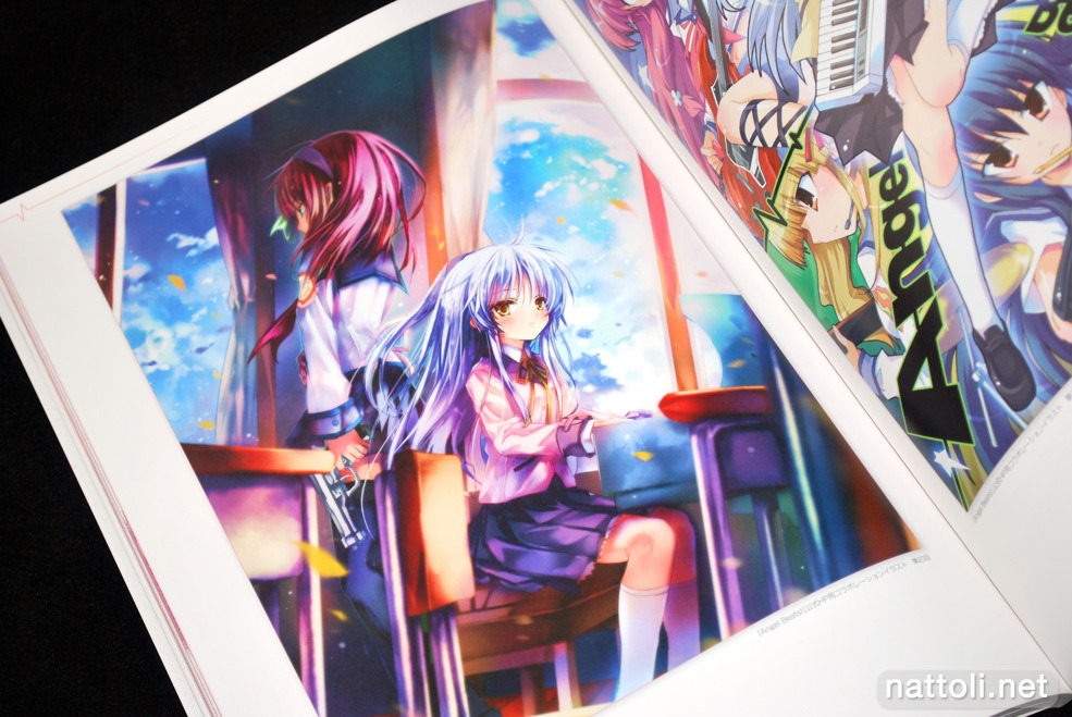 Angel Beats! Official Guide Book - 32  Photo