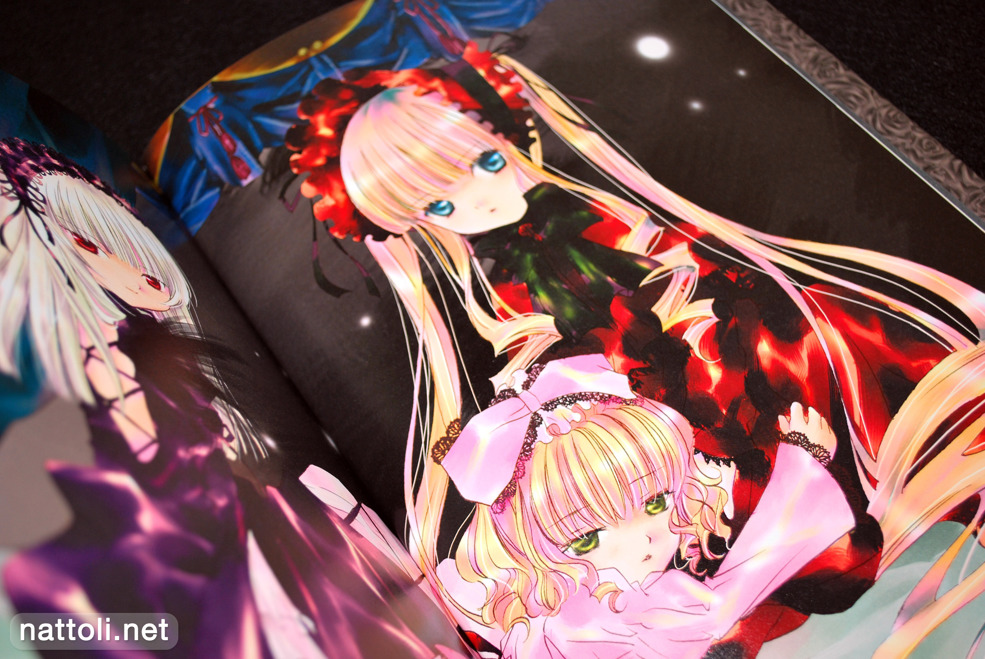Shinku, Suigintou and Hina Ichigo  Photo