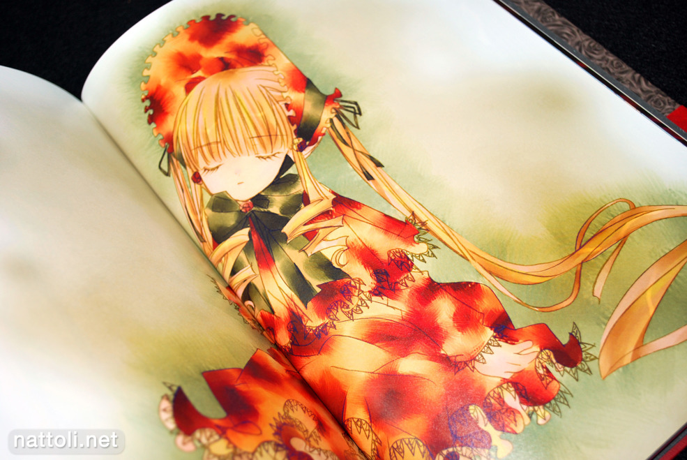 Shinku Sleeps  Photo