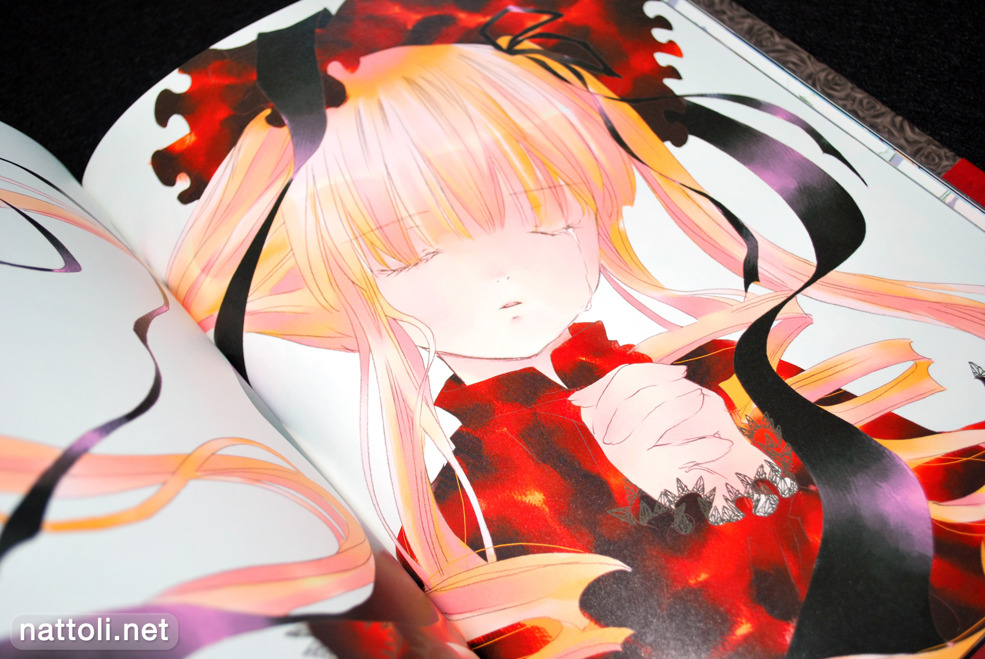 Shinku Crying  Photo