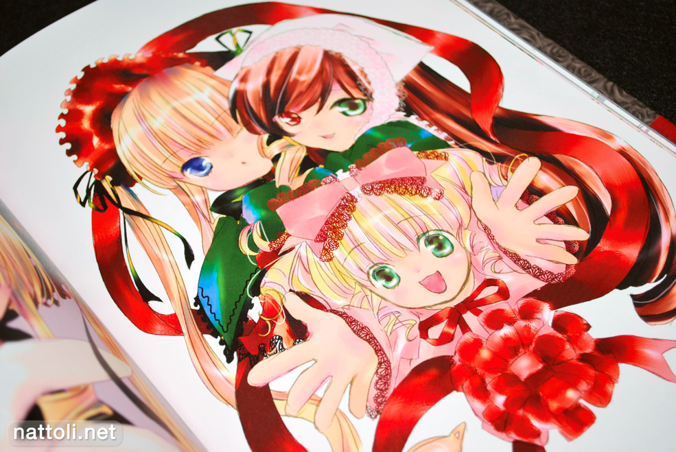 Happy Rozen Maiden Trio  Photo