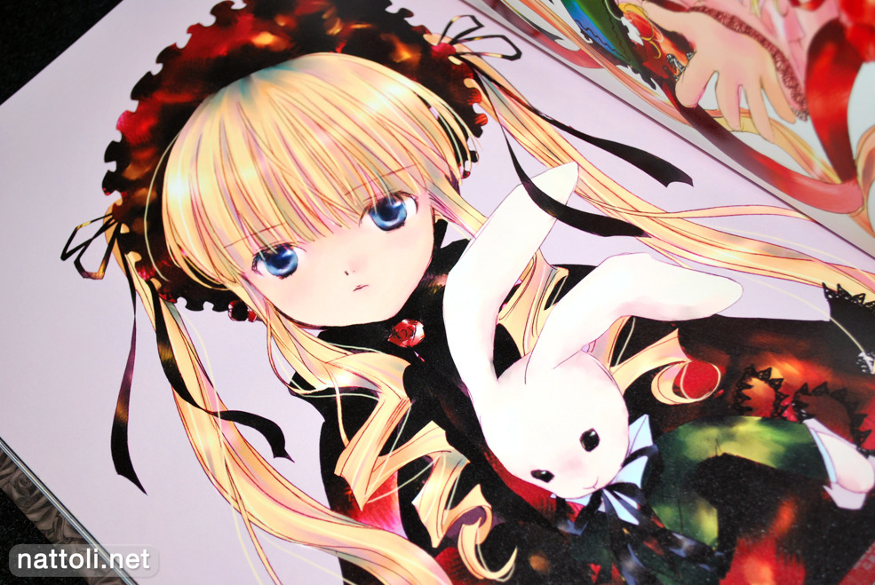 Shinku and the White Rabbit  Photo