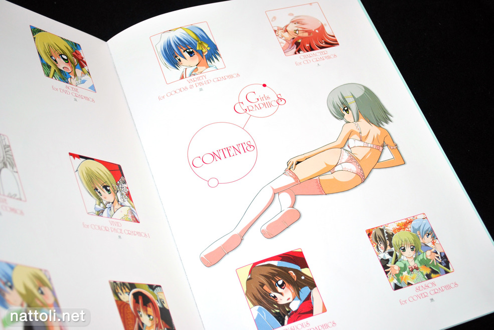 Hayate the Combat Butler Girls Graphics - 2  Photo