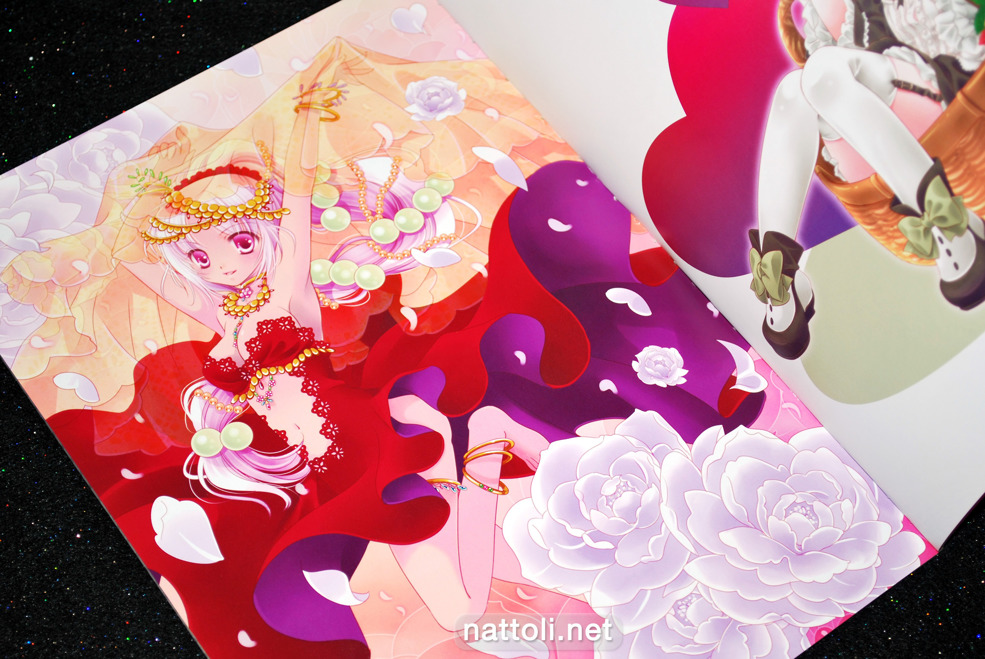 Miyu's Strawberry Waltz Illustration - 4  Photo