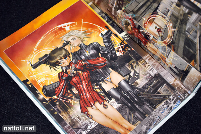 Masamune Shirow's PIECES 2 - 11