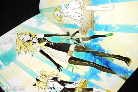 VVW Vocaloid Visual Works by Miwa Shirow - 16