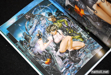 Masamune Shirow's PIECES 2 - 15
