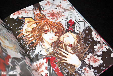 Hino Matsuri Illustrations Vampire Knight - 8