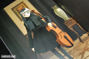 Girl with her Cello