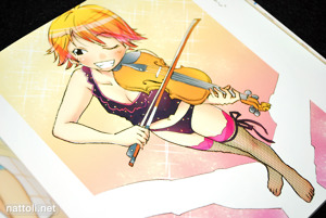 On the Violin