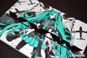 VVW Vocaloid Visual Works by Miwa Shirow - 1