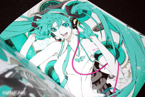 VVW Vocaloid Visual Works by Miwa Shirow - 11