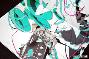 VVW Vocaloid Visual Works by Miwa Shirow - 12