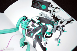 VVW Vocaloid Visual Works by Miwa Shirow - 13