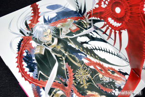 Kiyo Kyujyo Illustrations Trinity Blood Rubor - 38