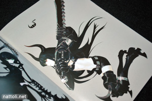 HUKE Black Rock Shooter Visual Works 2 - 8