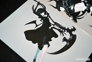 HUKE Black Rock Shooter Visual Works 2 - 9