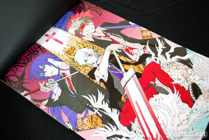 D. Gray-man Illustrations Noche - 5