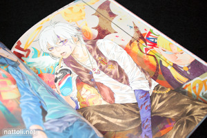 D. Gray-man Illustrations Noche - 25