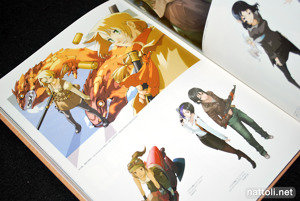 Enami Katsumi Illustrations Baccano! - 36