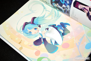 Hatsune Miku GRAPHICS Vocaloid Art and Comic - 4