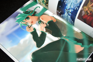Hatsune Miku GRAPHICS Vocaloid Art and Comic - 7
