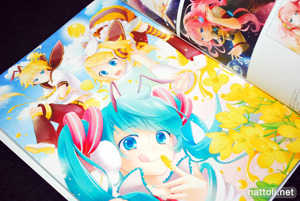 Hatsune Miku GRAPHICS Vocaloid Art and Comic - 8