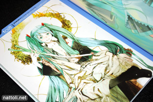 Hatsune Miku GRAPHICS Vocaloid Art and Comic - 17