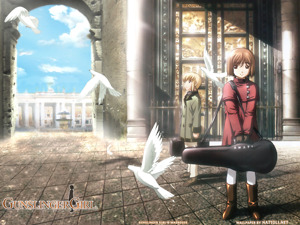 Gunslinger Girl: At the Plaza