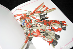 Mika Akitaka Mobile Suit Girl Art Works - 9