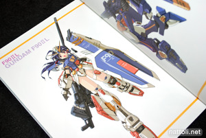 Mika Akitaka Mobile Suit Girl Art Works - 10