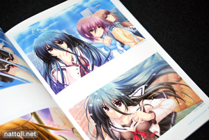 Akabeisoft2 Illustration Collection Konna Gashu ga