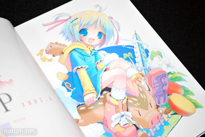 Splendid Banquet - Taiwan Limited Illustrations -