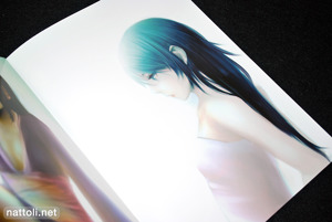 First Line Rei Kushima's Illustration Book - 3