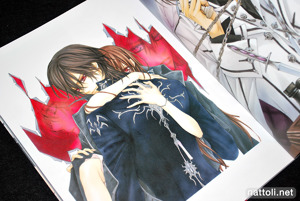 Hino Matsuri Illustrations Vampire Knight - 12