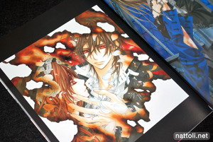 Hino Matsuri Illustrations Vampire Knight - 16