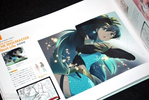 Annindofu Illustration Works Brilliant Idol - 23