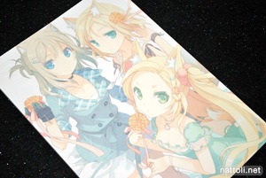 H2SO4's Blonde Blossom Illustration Doujin - 1