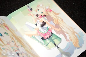H2SO4's Blonde Blossom Illustration Doujin - 2