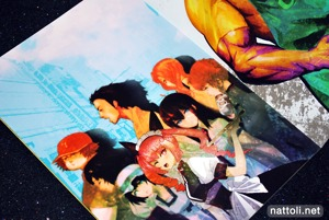 STEINS GATE VISUAL WORKS - 10