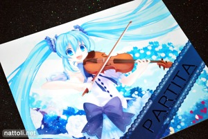 Partita Vocaloid Fan Book - 1