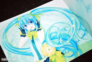 Partita Vocaloid Fan Book - 2