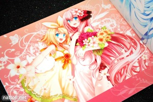 Partita Vocaloid Fan Book - 11