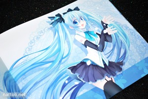 Partita Vocaloid Fan Book - 13