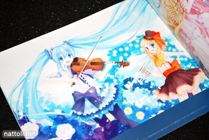 Partita Vocaloid Fan Book - 14