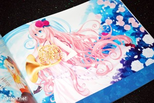 Partita Vocaloid Fan Book - 15